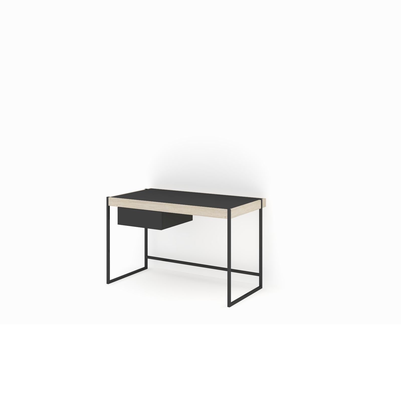 szuflada z biurkiem